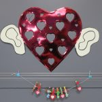 Coeur avec oreilles - Paroisse Ste-Trinité